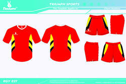 Rugby Team Uniform