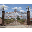 Designer Cast Iron Gates