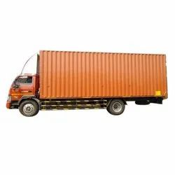 Mild Steel Dry Container Truck Body Containers, For Shipping, Capacity: 10-20 ton