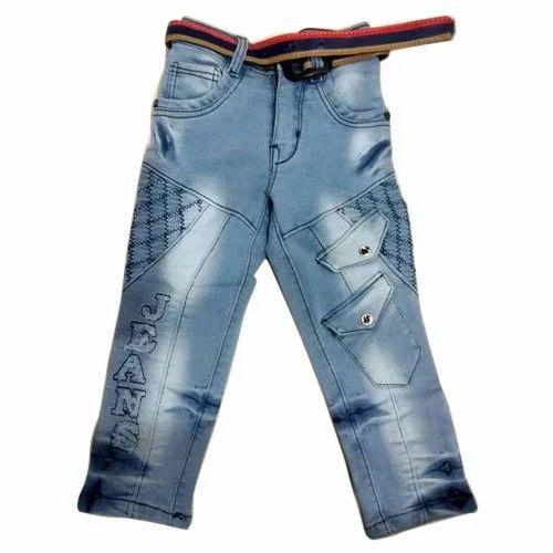 7d78564fdb Denim Party Wear Kids Fancy Jeans