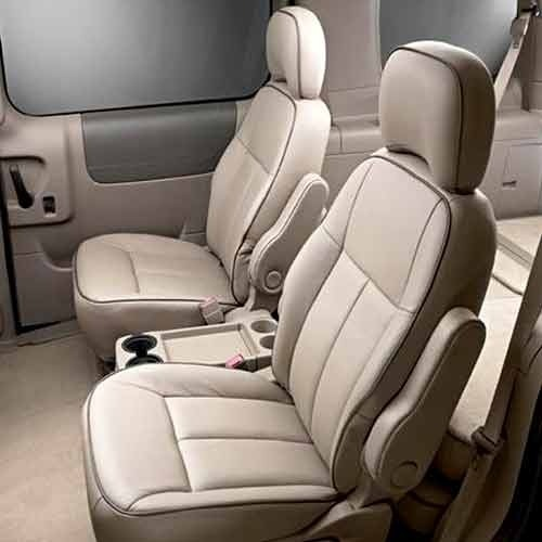Soft Leather Car Seat Cover Set