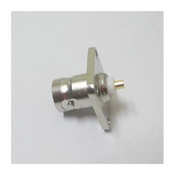BNC Female 4 Hole Panel Mount Connector