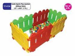 Kindergarten Plastic Fencing