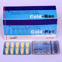 Paracetamol Phenylephrine Diphenhydramine HCL Tablets