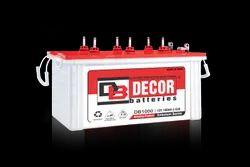 Decor 12V 50ah Short Tubular Battery