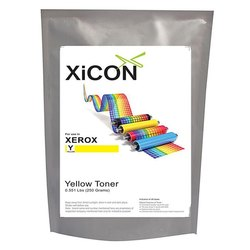 XICON Xerox Yellow 250g Color Single Toner for Xerox Yellow Toner 250g