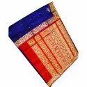 6.20 M Festive Wear Designer Printed Paithani Saree, With Blouse Piece