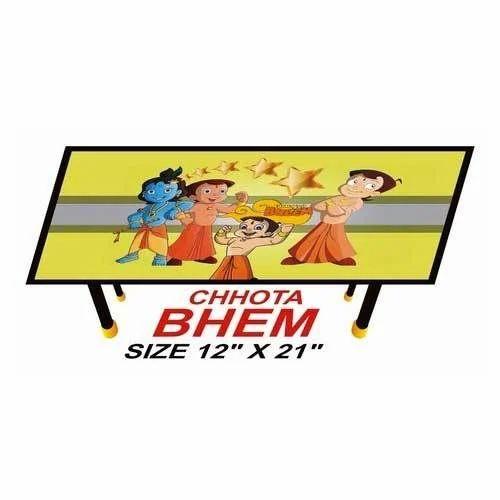 e8af139eb56 Wood Chota Bheem Print Study Table