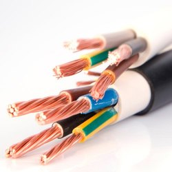 Two Pair PVC Armoured Cable