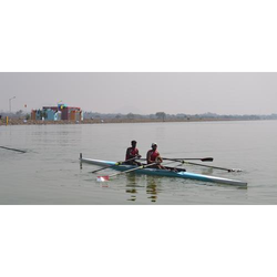 Double Scull Rowing Boat