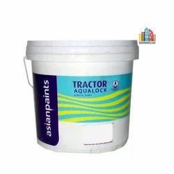 Asian Paints Tractor Aqualock, Packaging Type: Bucket