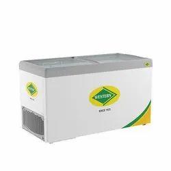 WHF425GE 395 Liters R134a Eutectic Glass Top Deep Freezer