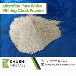 Microfine Pure White Whiting Chalk Powder