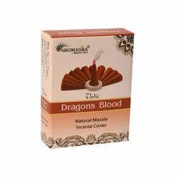 Dragon Bloods Masala Incense Cone