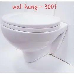 3001 Wall Hung Closet