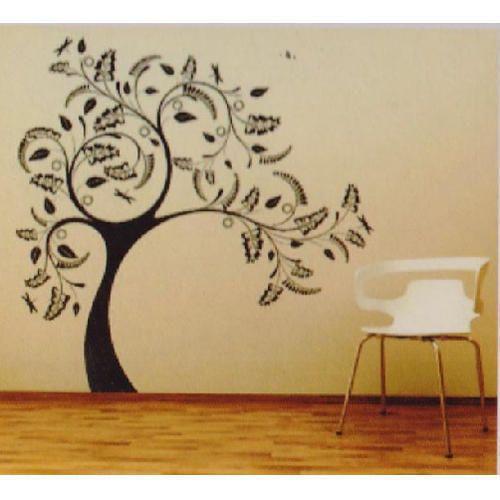 Wall Tree Stencil At Rs 150 Piece