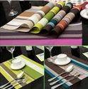Multicolor Mesh Table Mat