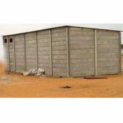 Prefabricated Labour Quarter