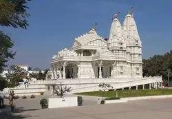 jain temple construction
