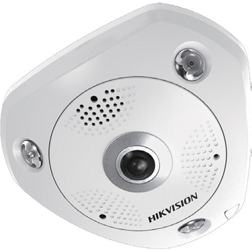 Hikvision Fisheye Camera At Rs 12500 Piece Fisheye