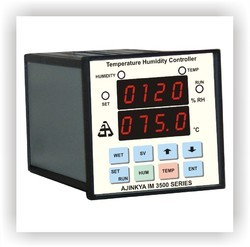 Temp Humidity Controller with Totaliser