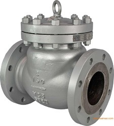 Swing Type Non Reversible Valve