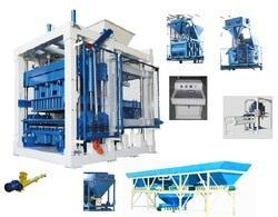 Fully Automatic Hydraulic Multi Function Block Machine