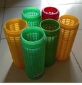 Perforated Yarn Tube, Dimension / Size: 54*170