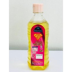 Dappa Kadai Pure Castor Oil, Packaging Size: 500 Ml (455g At 30 Degree C)
