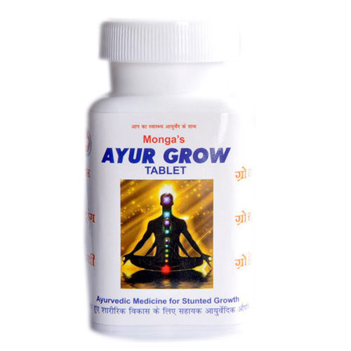 Ayur Height Growth Tablets