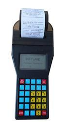 SPOT BILLING MACHINE