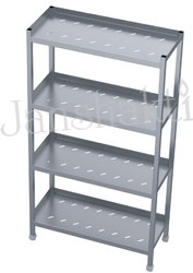 Janshakti Stainless Steel Clean Dish Storage Rack, For Clean Dish Rack