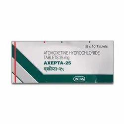 Atomoxetine 25 Mg