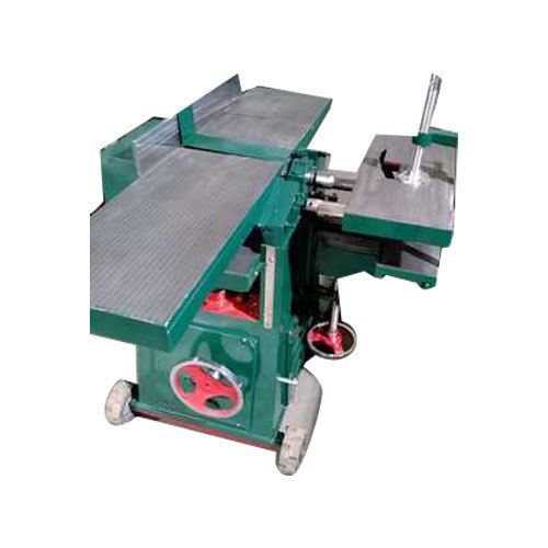 Semi Automatic Multi Purpose Woodworking Planer Machine Rs 52000