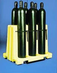 6 Cylinder Poly-Rack (7202-YE)