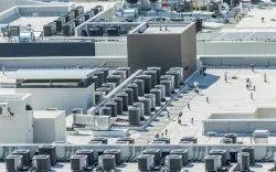 Daikin Vrv HVAC System, 2 - 1000 Tons, for Industrial Use