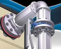 Ingersoll-Rand Simplair Compressed Air Piping Systems