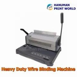 Heavy Duty Wire Binding Machines