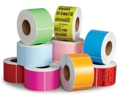 papaer Barcode Pre Printed Labels