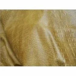 Brown Polished Upholstery Leather