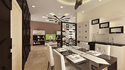 Modern Ceiling Design For Living Room