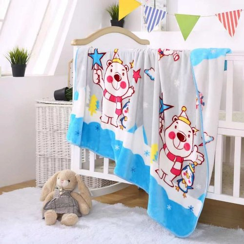 Woolen Baby Blankets and Pillow