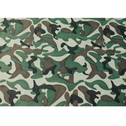 PVC Coated Camouflage Printed Fabric