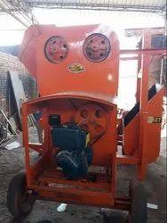 JSC021 Mild Steel Hydraulic Concrete Mixer