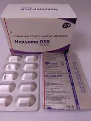 Esomeprazole Domperidone Sustained Release Capsules