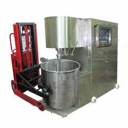 Ginger Mixing Machine