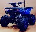 125cc Neo Blue Color ATV