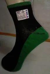 LIRA MIX Two Tone Socks, Size: Free