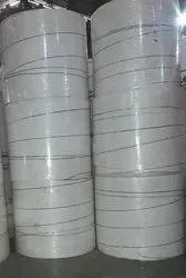 White Silicone Release Paper