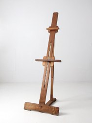 Wooden Easle  Stand